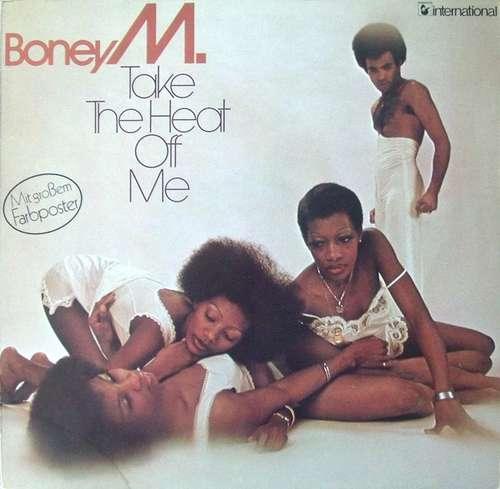 Cover Boney M. - Take The Heat Off Me (LP, Album, RP) Schallplatten Ankauf