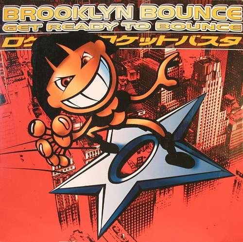 Cover Brooklyn Bounce - Get Ready To Bounce (12) Schallplatten Ankauf