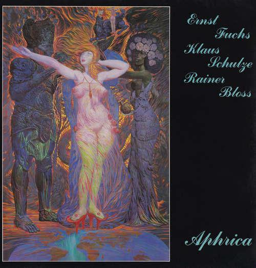 Cover Ernst Fuchs, Klaus Schulze, Rainer Bloss - Aphrica (LP, Album) Schallplatten Ankauf