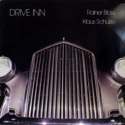 Cover Rainer Bloss & Klaus Schulze - Drive Inn (LP, Album) Schallplatten Ankauf