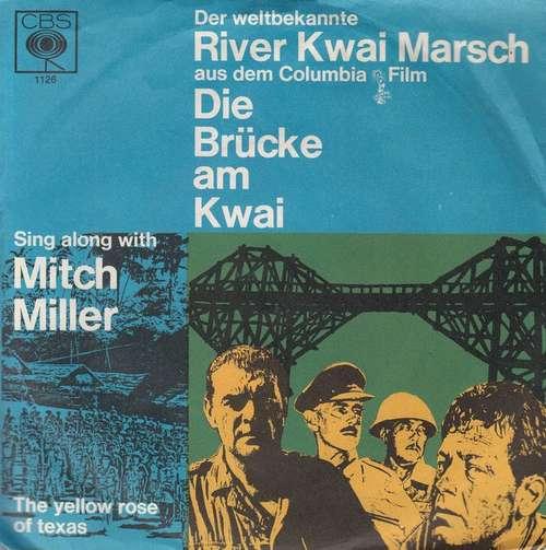 Cover Mitch Miller - River Kwai Marsch (7, Single) Schallplatten Ankauf
