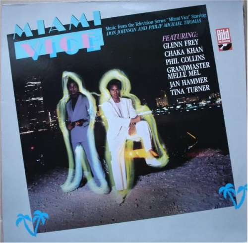 Cover Various - Miami Vice (Music From The Television Series) (LP, Comp) Schallplatten Ankauf