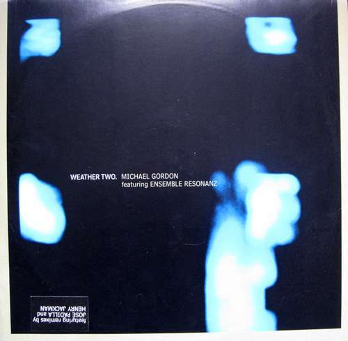 Bild Michael Gordon (2) - Weather Two (12) Schallplatten Ankauf