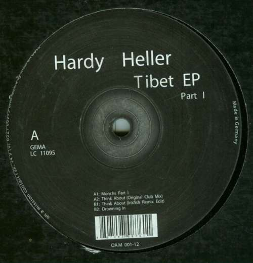 Bild Hardy Heller - Tibet EP (Part 1) (12, EP) Schallplatten Ankauf