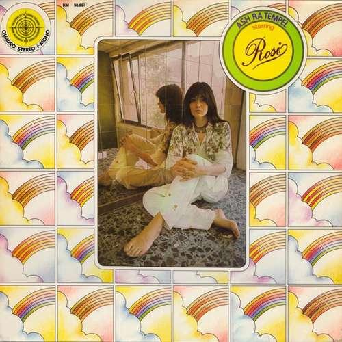 Cover Ash Ra Tempel - Starring Rosi (LP, Album, Quad) Schallplatten Ankauf