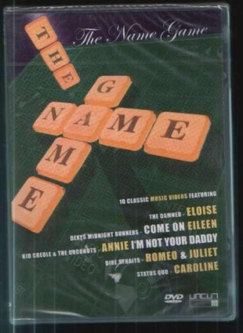 Bild Various - The Name Game (DVD-V, Comp, Multichannel, PAL) Schallplatten Ankauf