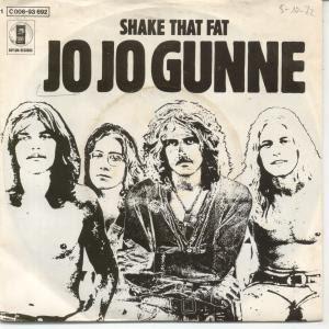 Bild Jo Jo Gunne - Shake That Fat (7, Single) Schallplatten Ankauf