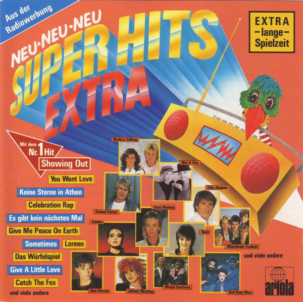 Bild Various - Superhits Extra (2xLP, Comp, Gat) Schallplatten Ankauf