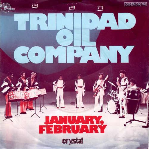 Cover Trinidad Oil Company - January, February (7) Schallplatten Ankauf