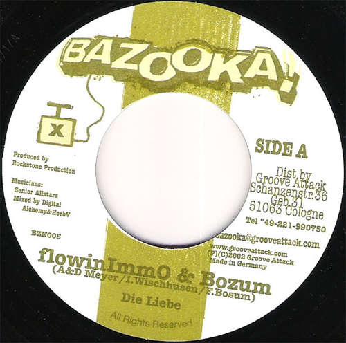 Bild flowinImmO* & Bozum - Die Liebe (7) Schallplatten Ankauf