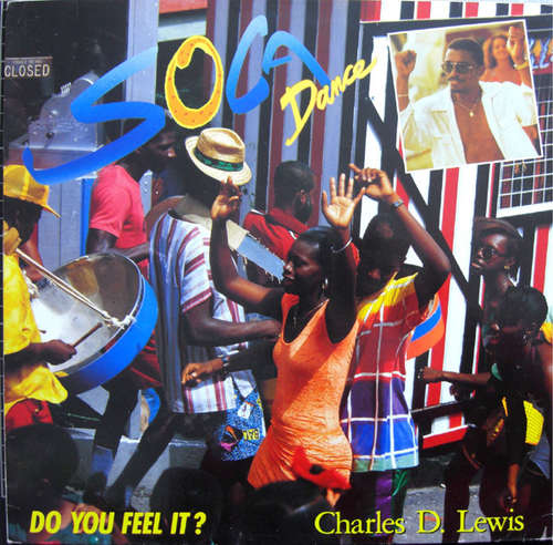Bild Charles D. Lewis - Soca Dance - Do You Feel It? (LP, Album) Schallplatten Ankauf