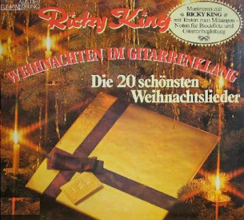 Bild Ricky King - Weihnachten Im Gitarrenklang - Die 20 Schönsten Weihnachtslieder (LP) Schallplatten Ankauf