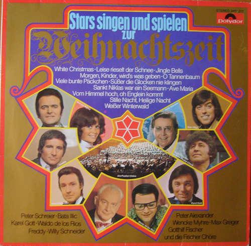 Bild Various - Stars Singen Und Spielen Zur Weihnachtszeit (LP, Comp) Schallplatten Ankauf