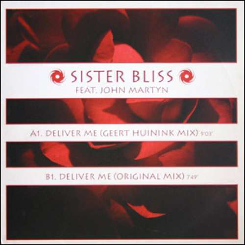 Bild Sister Bliss Feat. John Martyn - Deliver Me (12) Schallplatten Ankauf