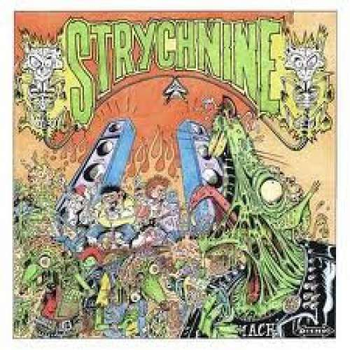 Bild Strychnine (2) - Oakland Stadtmusikanten Live In Bremen Germany (LP) Schallplatten Ankauf
