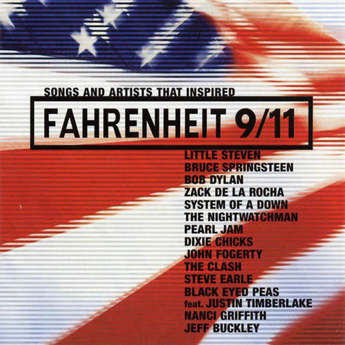Cover Various - Songs And Artists That Inspired Fahrenheit 9/11 (CD, Comp) Schallplatten Ankauf