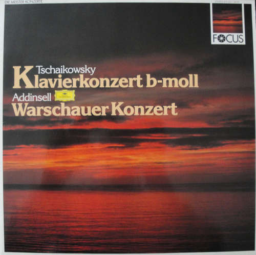 Bild Tschaikowsky* / Addinsell* - Klavierkonzert B-Moll / Warschauer Konzert (LP) Schallplatten Ankauf