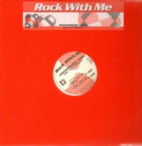 Cover zu Progress Men Feat. Lori Williams - Rock With Me (12, Red) Schallplatten Ankauf