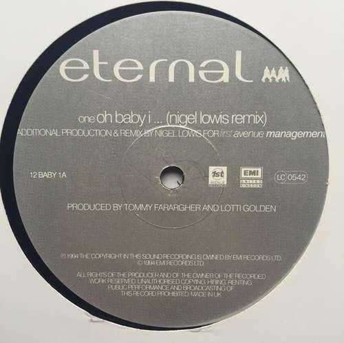 Cover Eternal (2) - Oh Baby I... / Sweet Funky Thing (12) Schallplatten Ankauf