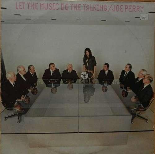 Bild The Joe Perry Project - Let The Music Do The Talking (LP, Album) Schallplatten Ankauf