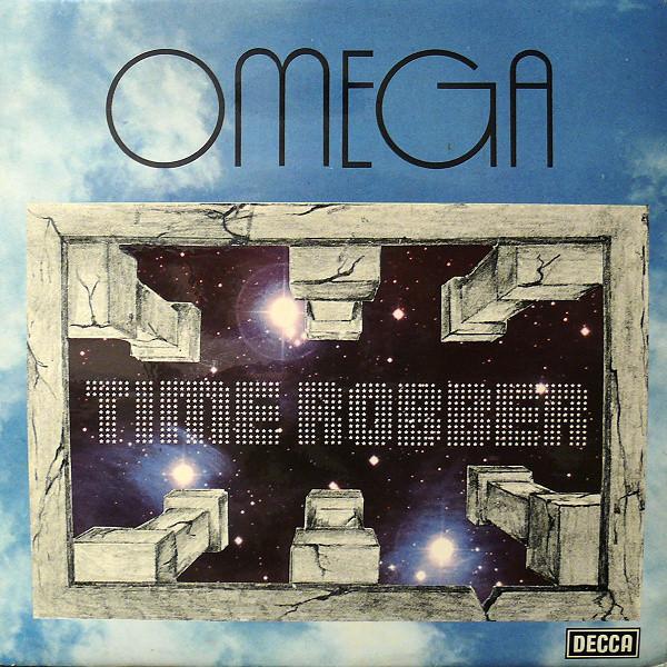 Bild Omega (5) - Time Robber (LP, Album) Schallplatten Ankauf