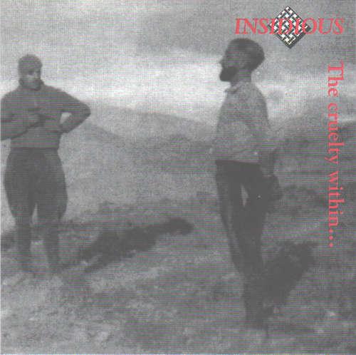 Cover Insidious (3) - The Cruelty Within... (7) Schallplatten Ankauf