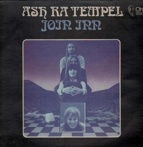 Cover zu Ash Ra Tempel - Join Inn (LP, Album) Schallplatten Ankauf