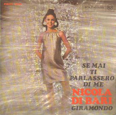 Bild Nicola Di Bari - Se Mai Ti Parlassero Di Me / Giramondo (7) Schallplatten Ankauf