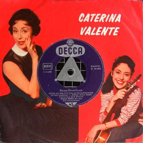 Bild Caterina Und Silvio - Sweet Sweetheart / Bongo Cha Cha Cha (7, Single) Schallplatten Ankauf