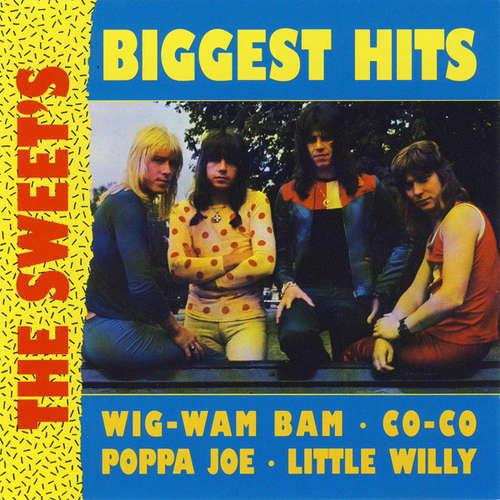Bild The Sweet - The Sweet's Biggest Hits (CD, Comp) Schallplatten Ankauf