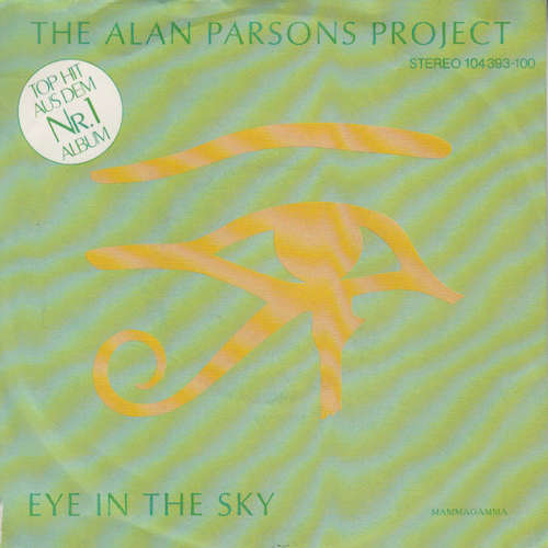 Bild The Alan Parsons Project - Eye In The Sky (7, Single) Schallplatten Ankauf