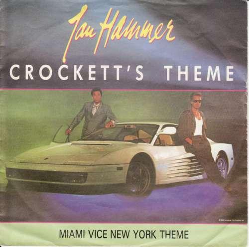 Bild Jan Hammer - Crockett's Theme (7, Single) Schallplatten Ankauf