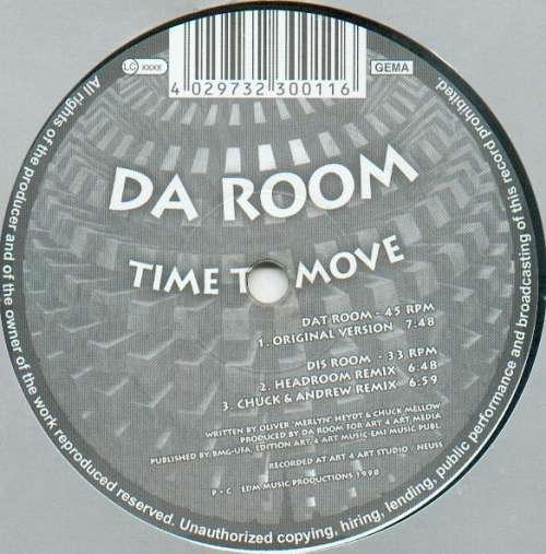 Bild Da Room - Time To Move (12) Schallplatten Ankauf