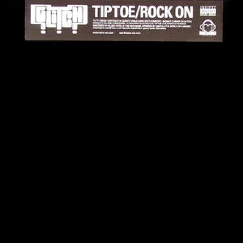 Cover Glitch (2) - Tiptoe / Rock On (12) Schallplatten Ankauf