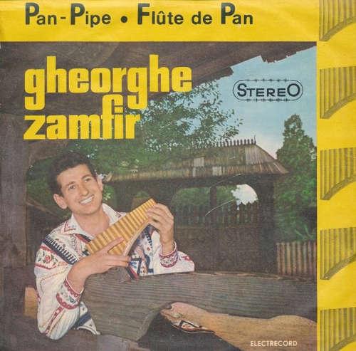 Cover Gheorghe Zamfir - Pan-Pipe • Flûte De Pan (LP, Album, RP) Schallplatten Ankauf