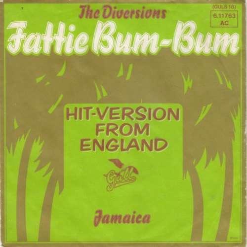 Bild The Diversions - Fattie Bum-Bum (7, Single) Schallplatten Ankauf