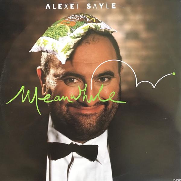 Bild Alexei Sayle - Meanwhile (12) Schallplatten Ankauf