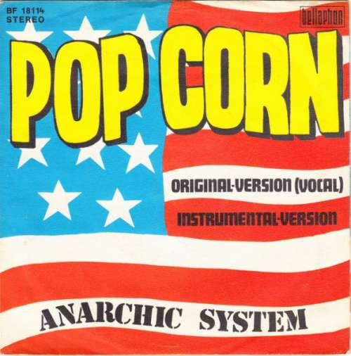 Bild Anarchic System - Pop Corn (7, Single) Schallplatten Ankauf