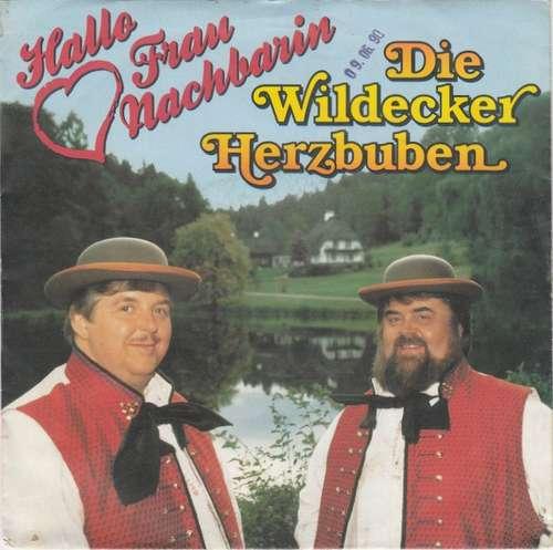 Bild Die Wildecker Herzbuben - Hallo Frau Nachbarin (7, Single) Schallplatten Ankauf