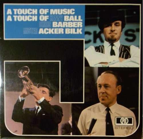 Bild Kenny Ball, Chris Barber, Acker Bilk - A Touch Of Music A Touch Of  Kenny Ball, Chris Barber, Mister Acker Bilk (2xLP, Comp) Schallplatten Ankauf