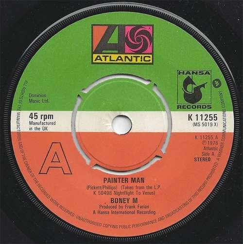 Bild Boney M* - Painter Man (7, Single) Schallplatten Ankauf