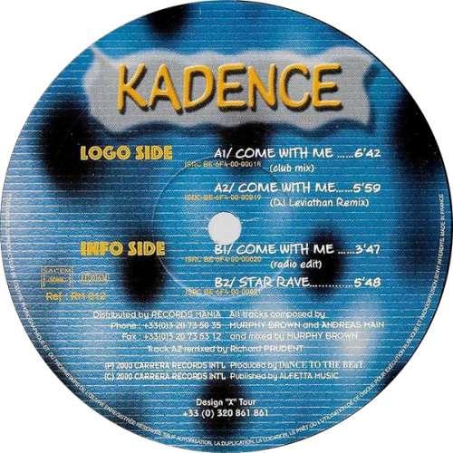 Bild Kadence (2) - Come With Me (12) Schallplatten Ankauf