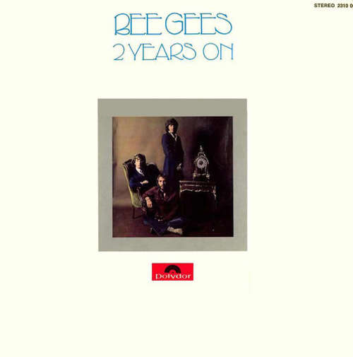 Cover zu Bee Gees - 2 Years On (LP, Album) Schallplatten Ankauf