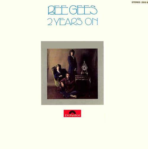 Cover zu Bee Gees - 2 Years On (LP, Album) Schallplatten Ankauf