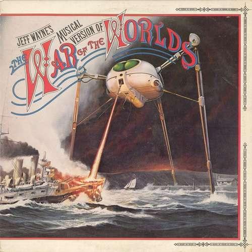 Cover Jeff Wayne - Jeff Wayne's Musical Version Of The War Of The Worlds (2xLP, Album, RP, Gat) Schallplatten Ankauf