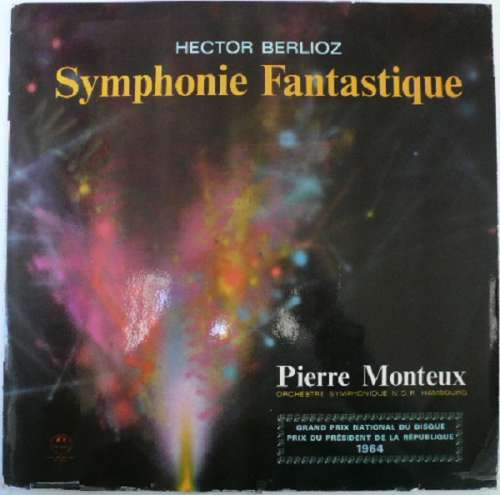 Bild Hector Berlioz - Orchestre Symphonique N.D.R. Hambourg*, Pierre Monteux - Symphonie Fantastique (LP, Mono) Schallplatten Ankauf