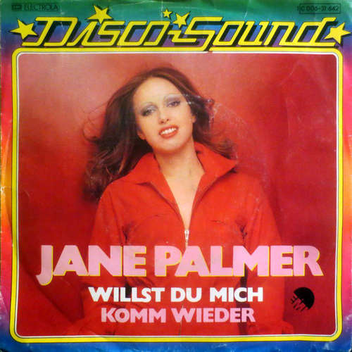 Bild Jane Palmer - Willst Du Mich (7, Single) Schallplatten Ankauf