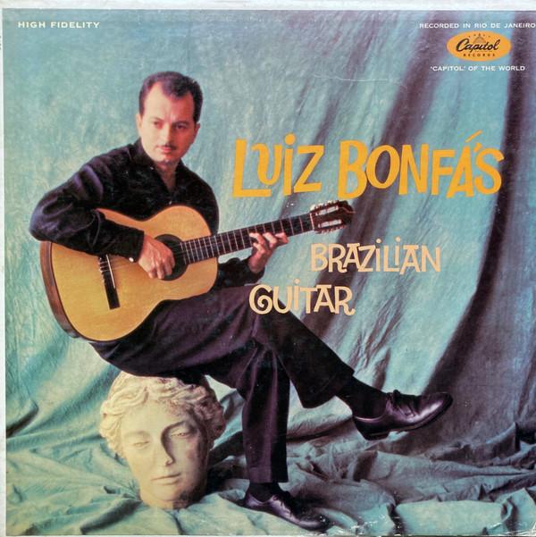 Cover Luiz Bonfá - Luiz Bonfá's Brazilian Guitar (LP, Mono) Schallplatten Ankauf