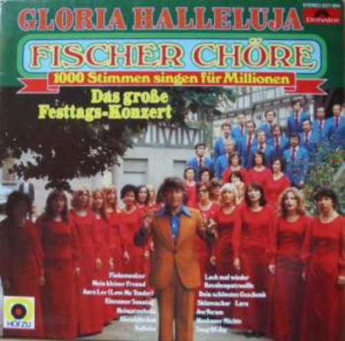 Bild Fischer Chöre - Gloria Halleluja (LP, Album) Schallplatten Ankauf