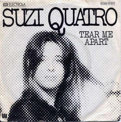 Bild Suzi Quatro - Tear Me Apart (7, Single) Schallplatten Ankauf